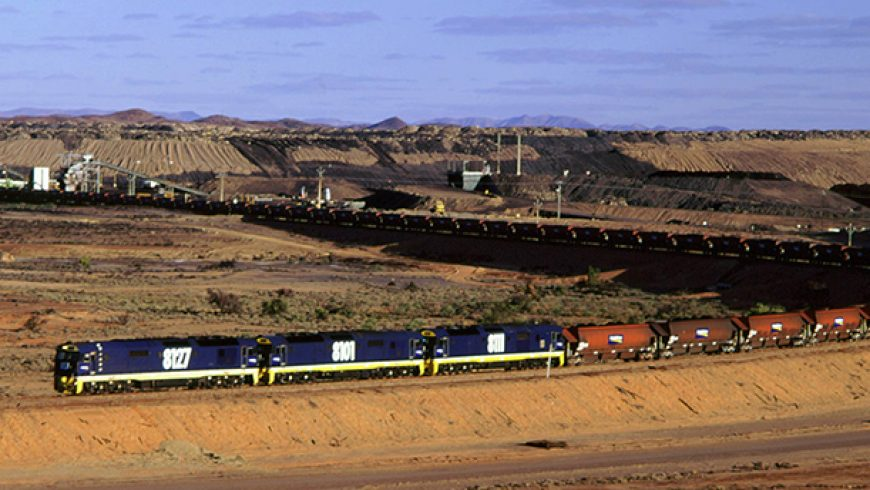 Final Coal Hauled for Flinders Operations