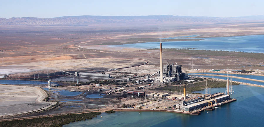 Augusta Power Station ceases generation