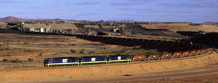 Final Coal Hauled for Flinders Operations